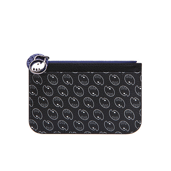 라빠레뜨[라빠레뜨] 파리 카드지갑_WHITE+BLACK BI7AR6000