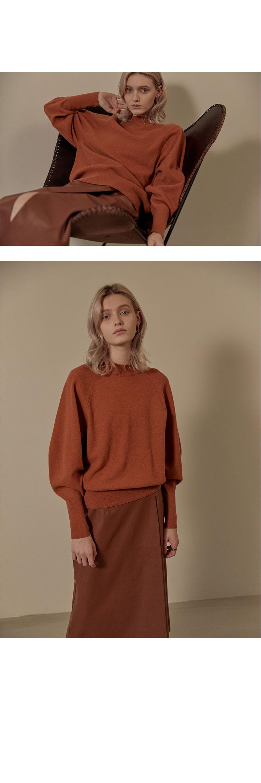 루에브르(LOEUVRE) Unbalance Fake Leather Skirt SL9WS012-93