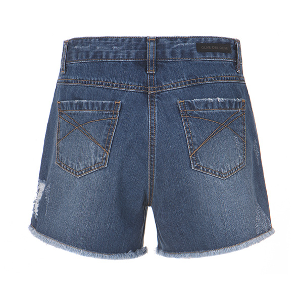 washing denim short pants OJ8ML3630