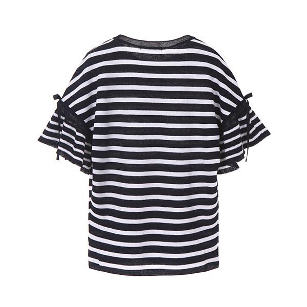 올리브데올리브[올리브데올리브] sleeve ruffle pullover OK8MP8030