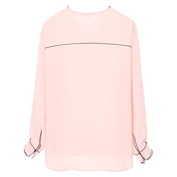 bias color blouse OW8MB3190