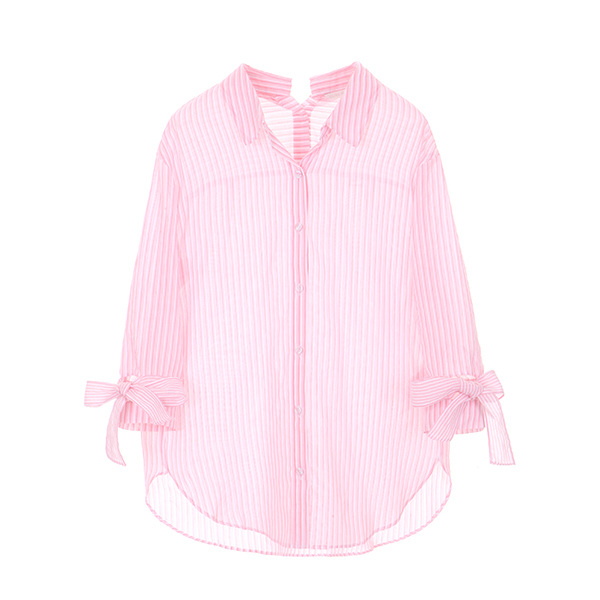ribbon point shirt OW8MB3930