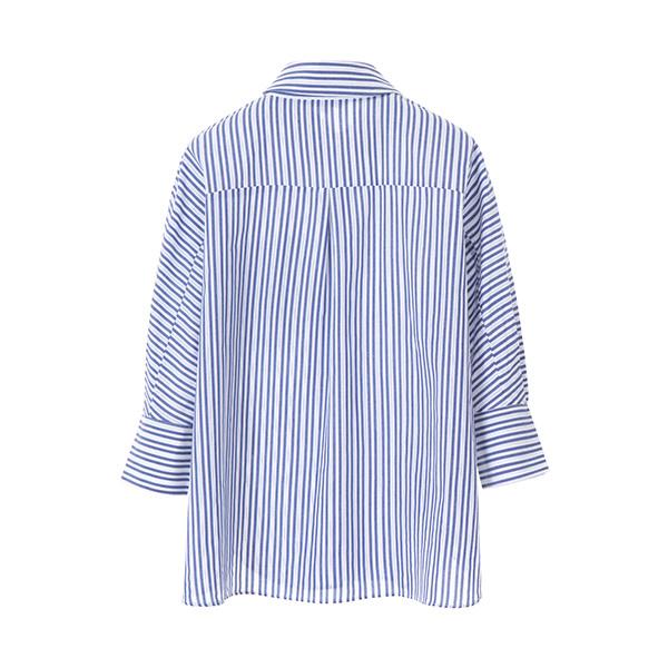 올리브데올리브[올리브데올리브] multi stripe shirt OW8MB411A
