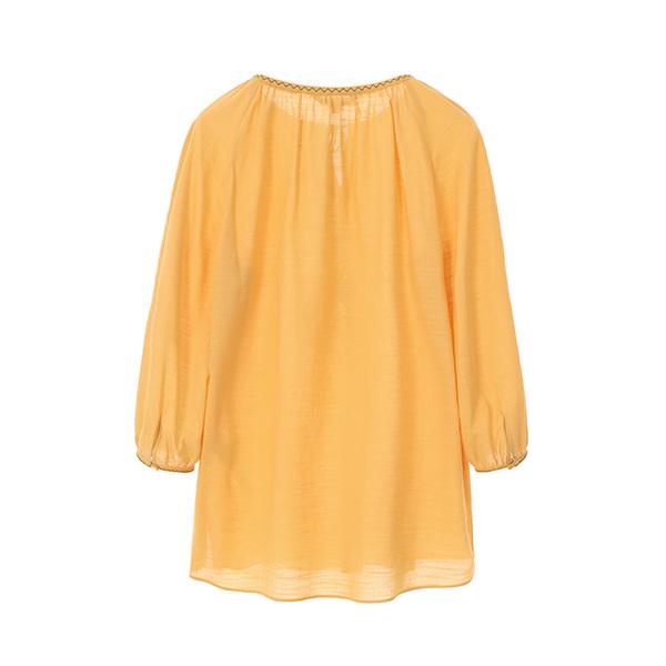 올리브데올리브[올리브데올리브] fringe ethnic blouse OW8MB4270
