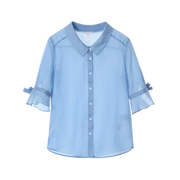 올리브데올리브[올리브데올리브] sleeve bell blouse OW8MB5741