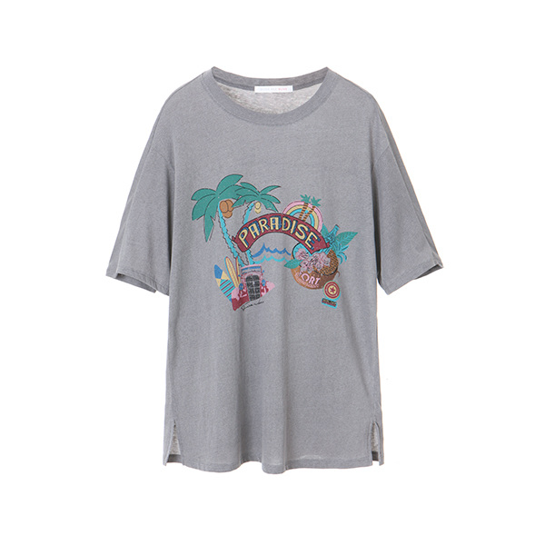 paradise t-shirt OW8ME3830