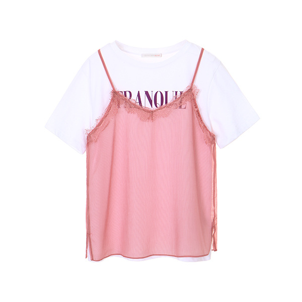 bustier set t-shirt OW8ME466S