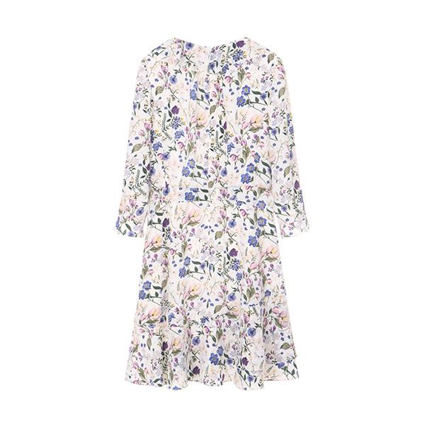 올리브데올리브[올리브데올리브] floral frill dress OW8MO391A