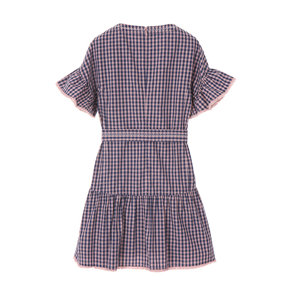 cheskey ruffle dress OW8MO4170