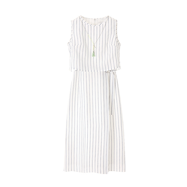 belted long dress OW8MO423