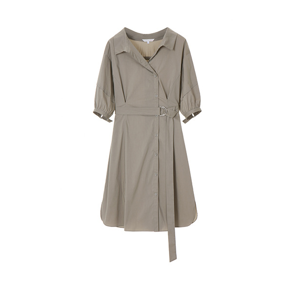 belted shirt-dress OW8MO575S