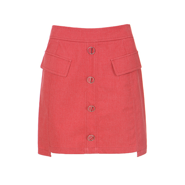 outpocket h-line skirt OW8MS302