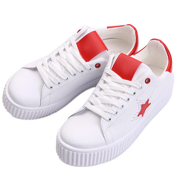 star platform sneakers OX8MU0800