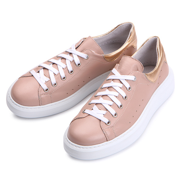 gold frame sneakers OX8MU0810