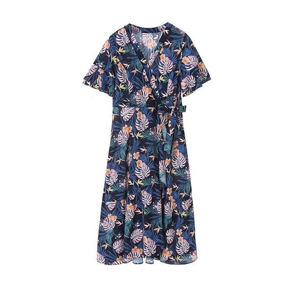 robe wrap dress OW8MO6010
