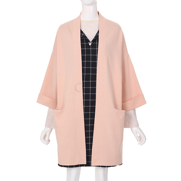 온앤온[온앤온] D ring loose fit cardigan NK7SD5210