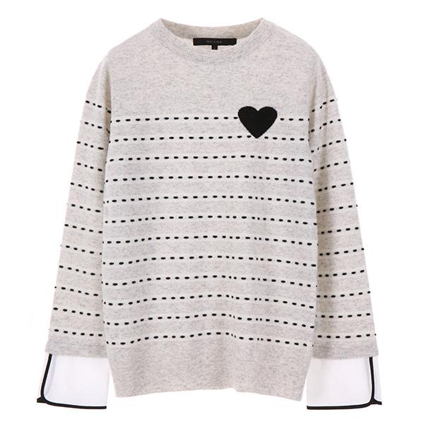 lovely knit NK7WP181R