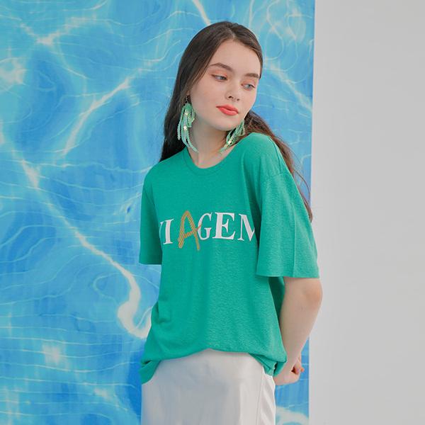 온앤온[온앤온] 뒷트임 베이직 티셔츠 NW9ME306