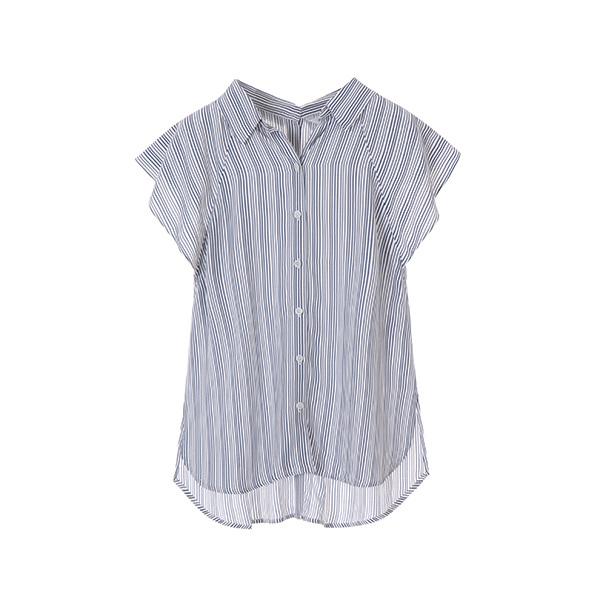 frill shirt blouse NW8MB6890