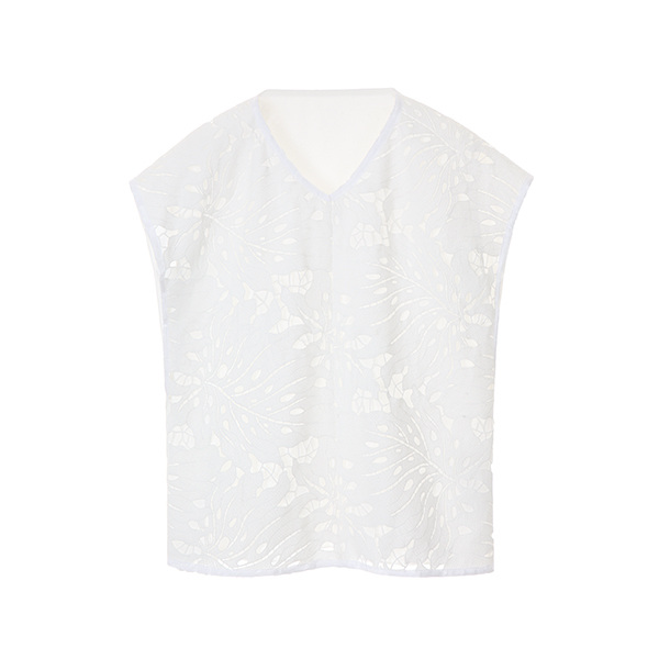 lace motive blouse NW8MB6920