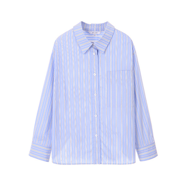 loose roll-up shirt NW8MB8180