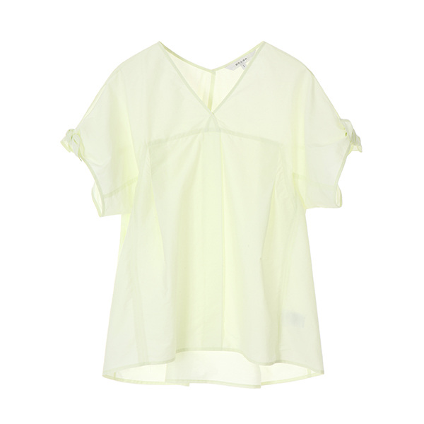 sleeve detail blouse NW8MB8660