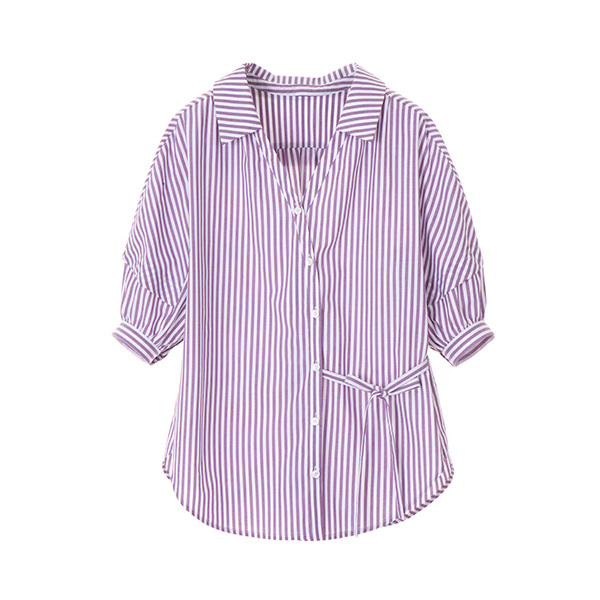 color pin stripe shirt NW8MB951