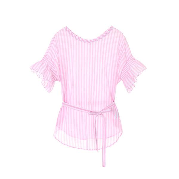 cotton stripe blouse NW8MB9600
