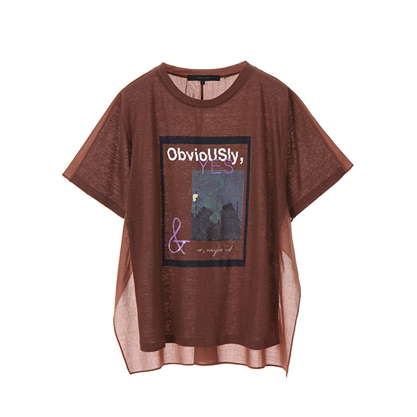 obviously t-shirt NW8ME6840