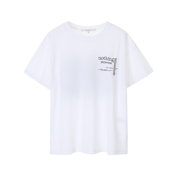 anymore basic t-shirt NW8ME6880
