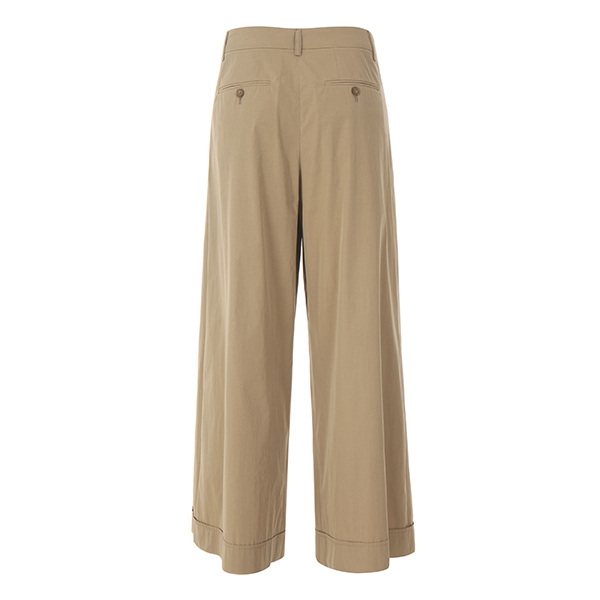 cotton wide pants NW8ML7230