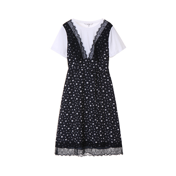 lace punching dress NW8MO6990