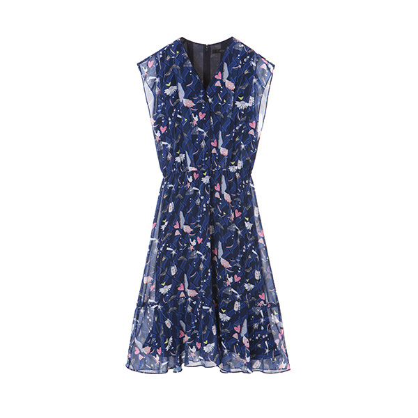 floral banding dress NW8MO8800