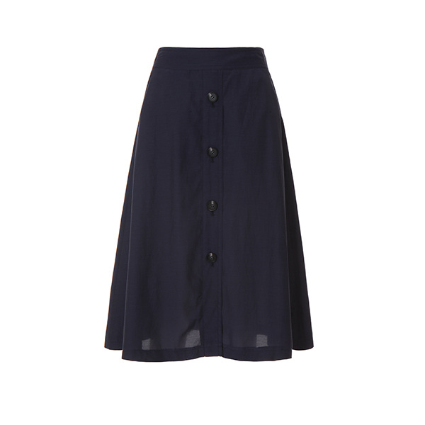 온앤온[온앤온] a-line button skirt NW8MS767