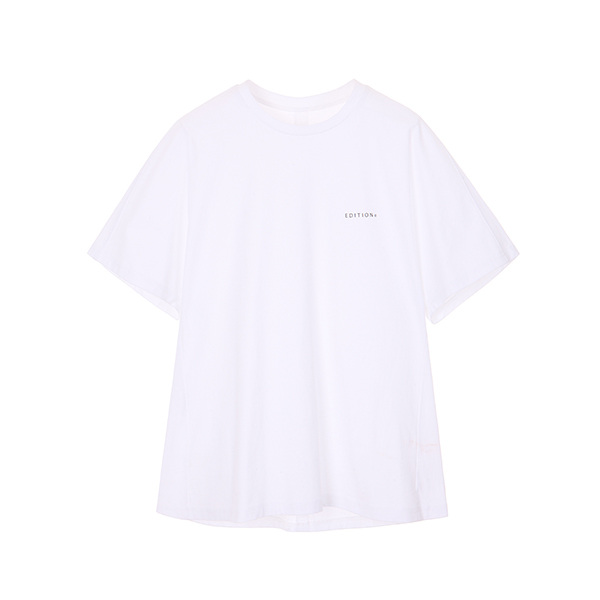 WASHING BELL-SLEEVE T-SHIRT_WHITE NE8ME3230