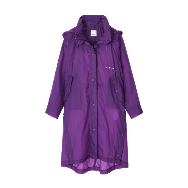 ANORACK LONG OVER-JACKET_PUPLE NE8MM3000