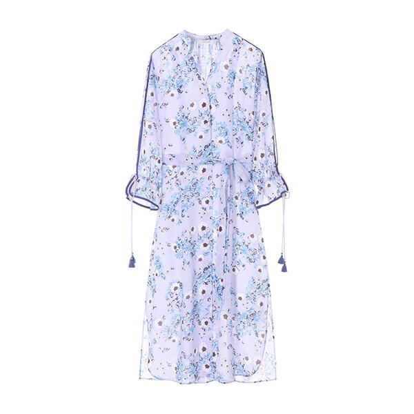 온앤온에디션[온앤온에디션] FLORAL DRESS&ROBE_NE8MO3120