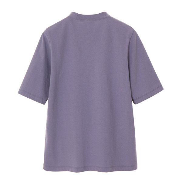 온앤온에디션EDITION LETTERING T-SHIRT_PURPLE NE8SE0900